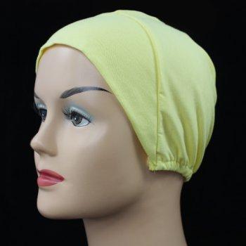 Yellow Light Jersey Cap
